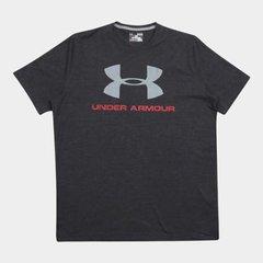 Camiseta Under Armour Sportstyle Logo Masculina 03c971ec753d9