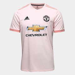 0264f3d5cf Camisa Manchester United Away 2018 s n° - Torcedor Adidas Masculina