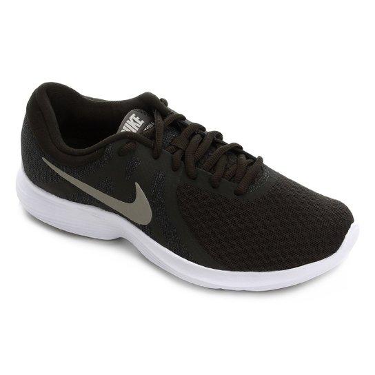 promo code 4b90e 3046e Tênis Nike Revolution 4 Masculino - Musgo   Allianz Parque Shop