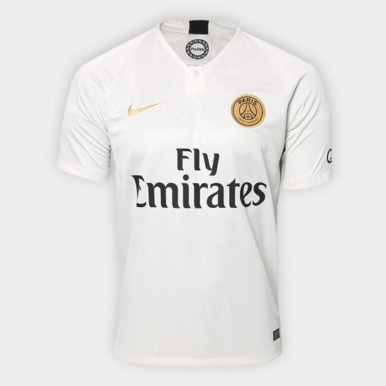a433c93464c58 Camisa Paris Saint-Germain Away 2018 s n° - Torcedor Nike Masculina ...