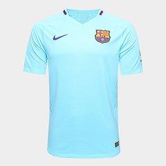 14c869832c Camisa Barcelona Away 17 18 s n° Torcedor Nike Masculina