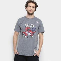 19fc9dbd45 Camiseta NBA Toronto Raptors Mitchell & Ness Carter 15 Masculina