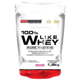 100% WHEY PURE LIKE PROTEIN REFIL 1.8kg