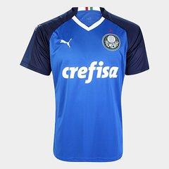 10f7d0e8bd740 Camisa de Goleiro Palmeiras I 19/20 s/n° - Torcedor Puma Masculina