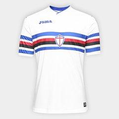 Camisa Sampdoria Away 17 18 s n°- Torcedor Joma Masculina 28f8301d1696b