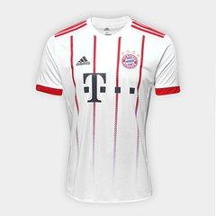 bf1fc7ebfe Camisa Bayern de Munique Third 17 18 s nº Torcedor Adidas Masculina