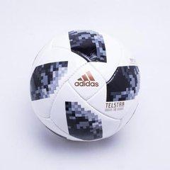 Bola Futebol Campo Adidas Telstar 18 Copa do Mundo Replique FIFA 5a811a95de33d