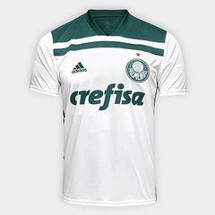 Camisa Palmeiras II 2018 s n° Torcedor Adidas Masculina c1a77718e2add