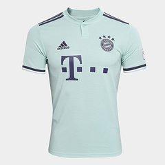 b22253ad37 Camisa Bayern de Munique Away 2018 s/n° - Torcedor Adidas Masculina