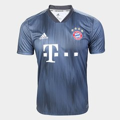 967eb89feb Camisa Bayern de Munique Third 2018 s/n° - Torcedor Adidas Masculina