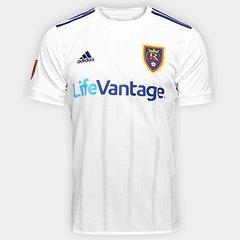 650b4b3917a1a Camisa Real Salt Lake MLS Away 17 18 s nº Torcedor Adidas Masculina