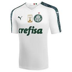 Camisa Palmeiras II 19 20 s n° - Torcedor Puma Patch Campeão Brasileiro ebbe7f967859f