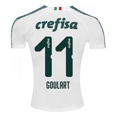 c6b0dd3a2b Camisa Palmeiras II 19 20 Goulart nº 11 - Torcedor Puma Masculina