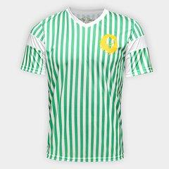 6f7863c6c Camiseta Camarões 1990 Retrô Times Masculina