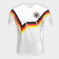 fb2135e37 Camiseta Alemanha 1990 Retrô Times Masculina