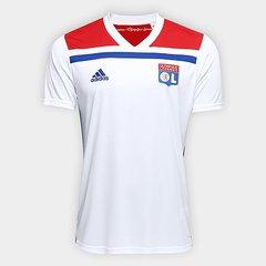 b9929a6376a54 Camisa Lyon Home 2018 s n° - Torcedor Adidas Masculina