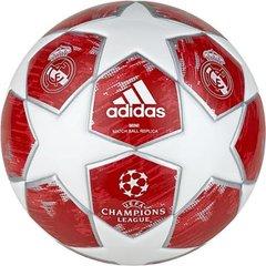 64ac70908 Mini Bola de Futebol Real Madrid Adidas Finale 18