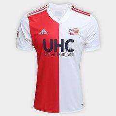 d9d210680f21d Camisa New England Revolution MLS Away 17 18 s nº Torcedor Adidas Masculina