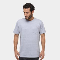 Camiseta Under Armour Charged Ss Pocket Masculina 6f022dd821840