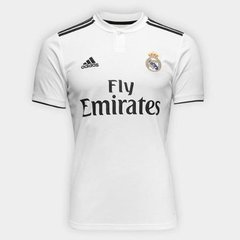 00bd5f06c5 Camisa Real Madrid Home 2018 s n° Torcedor Adidas Masculina