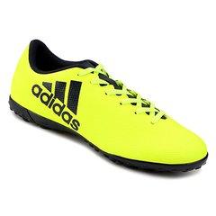 c80c269fcfbbc Chuteira Society Adidas X 17.4 TF