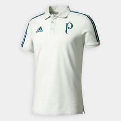 e1013abba Camisa Polo Palmeiras Adidas Viagem 17 18 Masculino