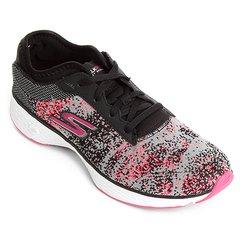4caa08395c0 Tênis Skechers Go Walk Sport Feminino