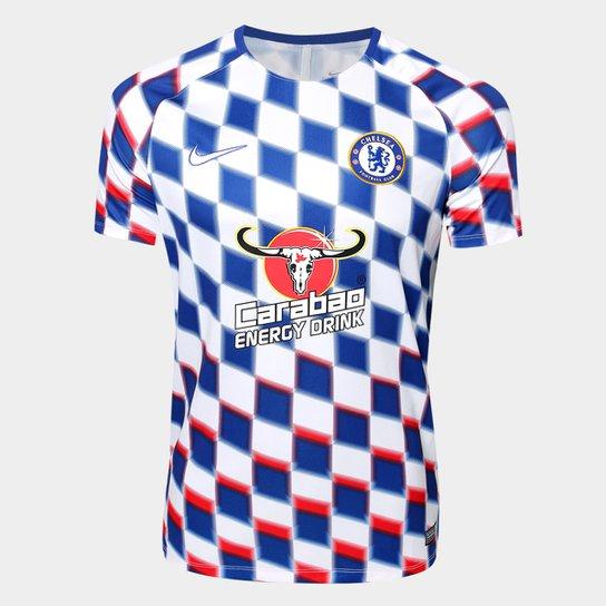 Camisa Chelsea Pré-Jogo Dry Squad 2018 s n° - Nike Masculina ... ef6afabdab2d6