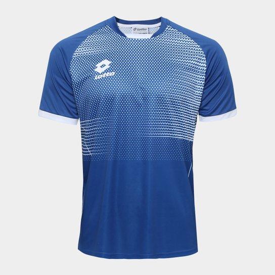 e02251437 Camiseta Lotto Strong Masculina - Compre Agora