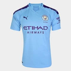 b8459eb5a90bb Camisa Manchester City Home 19/20 s/n° - Torcedor Puma