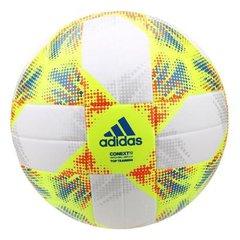 d6337c6e29557 Bola de Futebol Campo Adidas Treino Conext19 Top Treining Match Ball  Replique