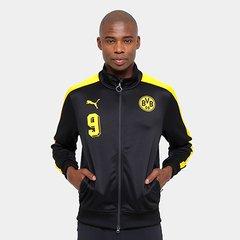 38ce561f61 Jaqueta Borussia Dortmund Puma T7 Masculina