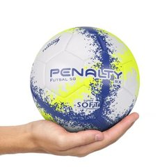 Bola Futsal Penalty RX 50 R3 Fusion VIII 94b15ba7e5d34