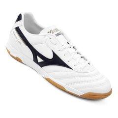 46e1906eddb7b Chuteira Futsal Mizuno Morelia Classic IN P