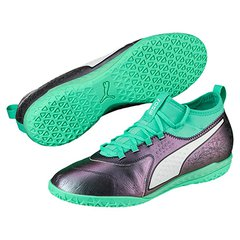 3d5bf22b5e2df Chuteira Futsal Puma One 3 IL Lth IT BDP