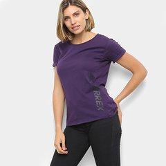 c85f6206f6 Camiseta Adidas Terrex Logo Feminina