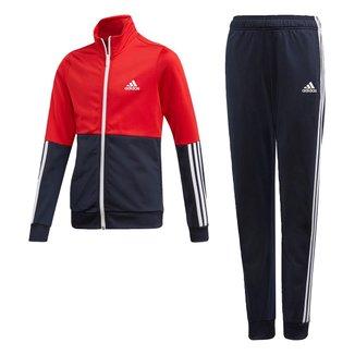 Agasalho Juvenil Adidas Primegreen Feminino