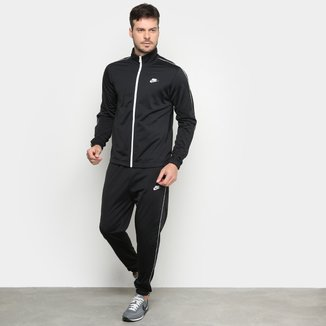 Agasalho Nike M Nsw Ce Trk Suit Pk Basic Masculino