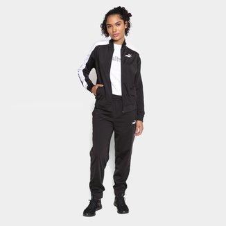 Agasalho Puma Tricot Suit Feminino