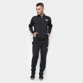 Agasalho Puma Tricot Suit Masculino