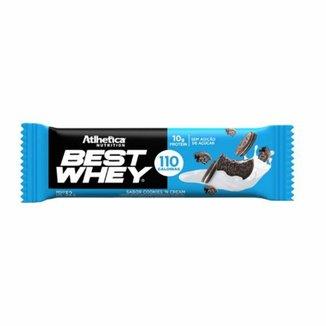 Barra Proteica Best Whey - 1 Barra 32g Atlhetica Nutrition