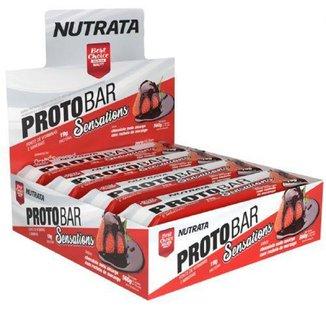 Barra Proto Bar  8 Unidades de 70g Nutrata