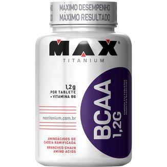 BCAA 1,2 g 272 Tabs - Max Titanium