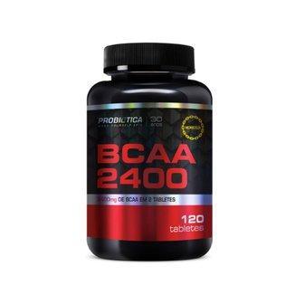 BCAA 2400mg 120 Tabs - Probiótica