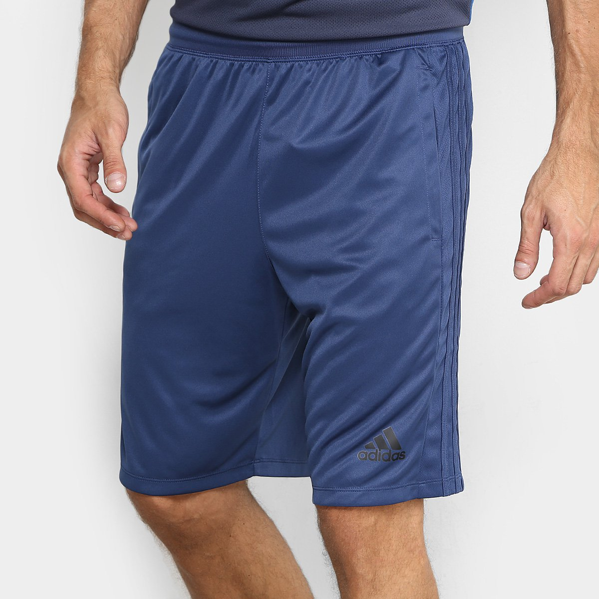 82c9955b40 Bermuda Adidas D2M 3S Masculina - Compre Agora