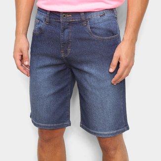 Bermuda Jeans Hurley Night Masculina