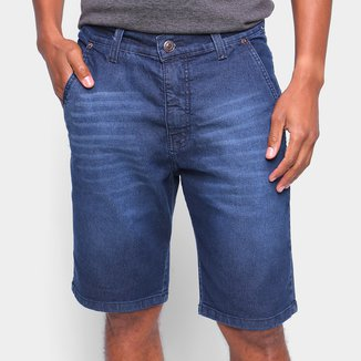 Bermuda Jeans Onbongo Lisa Masculina