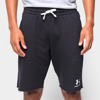 Bermuda Under Armour Sports Terry Masculina