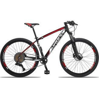 Bicicleta 29 Dropp Z3 Kit Absolut 12v Hidráulica Trava Guidâo