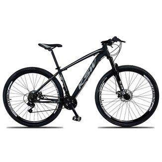 Bicicleta Aro 29 Ksw xlt Câmbio Shimano 21v Alumínio Mtb